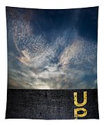 Up At Sunrise Tapestry