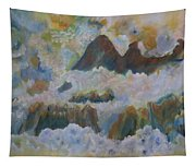Up On Cloud Nine Tapestry