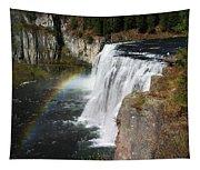 Upper Mesa Falls Idaho Tapestry