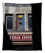 Urban Sense 1 Tapestry