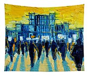 Urban Story - The Romanian Revolution Tapestry