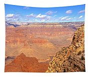 Us, Arizona, Grand Canyon, View Tapestry