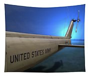 Us Army Helicopter Tapestry