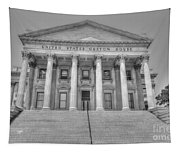 Us Customs House Tapestry
