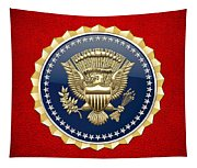 Presidential Service Badge - P S B Tapestry