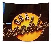 Usa Brooklyn Tapestry