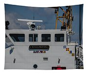 Uscgc Yellowfin Tapestry