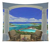 Vacation View Tapestry