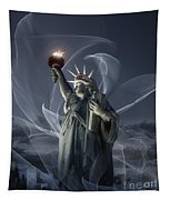 Light Of Liberty Tapestry