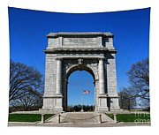 Valley Forge Park Memorial Arch Tapestry