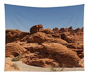 Valley Of Fire 1 Tapestry