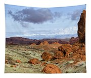 Valley Of Fire State Park Tapestry