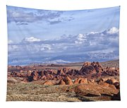 Valley Of Fire Vista Tapestry