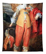 Van Dyck's Henri II De Lorraine Tapestry