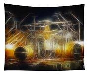 Van Halen-ou812-alex-f24a-fractal Tapestry