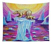 Vanishing Future Tapestry