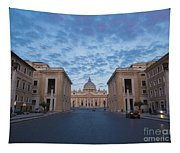 Vatican City Tapestry