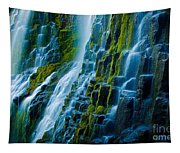 Veiled Wall Tapestry