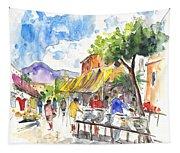 Velez Rubio Market 02 Tapestry