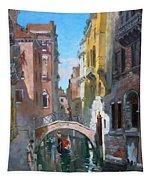 Venice Italy Tapestry