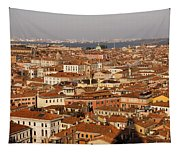 Venice Italy - No Canals Tapestry