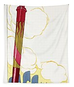 Venice Silouhette Tapestry
