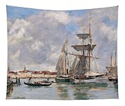 Venice. The Grand Canal Tapestry