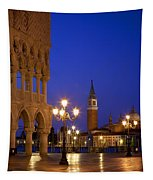 Venice Twilight Tapestry