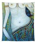 Venus With Doves Tapestry