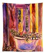 Veranda Still Life Tapestry