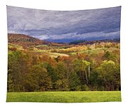 Vermont Colors Tapestry