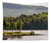 Vermonts Lake Fairlee Tapestry