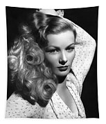 Veronica Lake Actress Tapestry