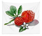 Artz Vitamins A Very Happy Raspberry Tapestry