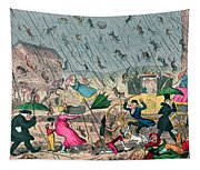 Very Unpleasant Weather Tapestry