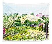 Viano Winery Martinez California Tapestry