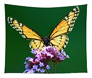 Viceroy Butterfly Square Tapestry
