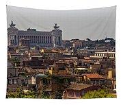 Victor Emmanuel Monument Tapestry