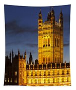 Victoria Tower - London Tapestry