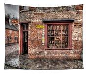 Victorian Corner Shop Tapestry