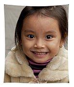 Vietnamese Girl 03 Tapestry