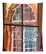 View From Another Window Tapestry