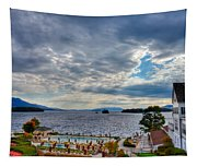 View From The Balcony Suite - Sagamore Resort Tapestry