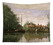 View In Holland Tapestry
