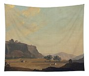 View Near Fort Gwalior, India, C.1783 Tapestry