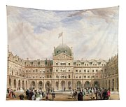 View Of The Quadrangle Of The New Tapestry