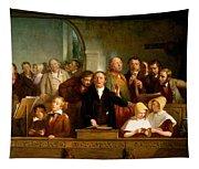 Village Choir Tapestry