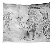 Villard De Honnecourt (c1225-1250) Tapestry