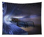 Villareal's Blue Multiuniverse Tapestry