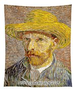 Vincent Van Gogh Quotes 6 Tapestry